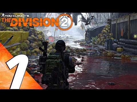 THE DIVISION 2: Warlords of New York - Gameplay Walkthrough Part 1 - Story Expansion (PC Ultra)