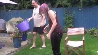 ALS Ice Bucket Challenge w/ AshleyMariee
