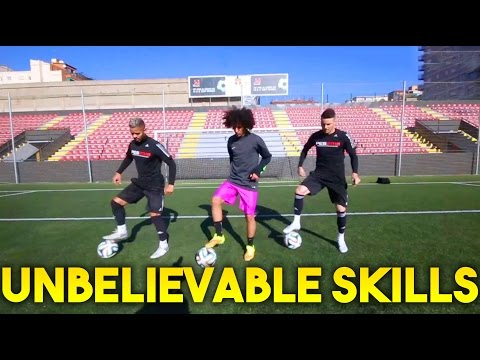 OMAR ABDULRAHMAN Shows AMAZING Skills! | BEST Player in the UAE!!!