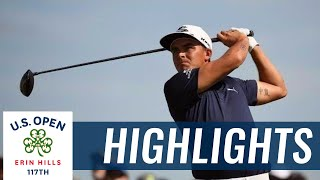 Second Round Highlights | 2017 U.S. Open