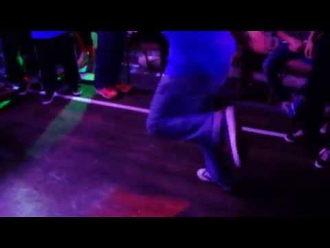 Uk Bboy Championship '14 | Footwork Battle| Manny vs J