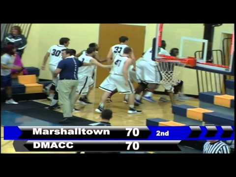 MCC Men's Basketball: Tyler Miller Buzzer Beater