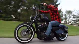 6. Harley Davidson Iron 883 Custom Bobber