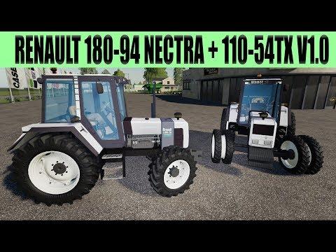 Renault 180-94 Nectra + 110-54TX v1.0