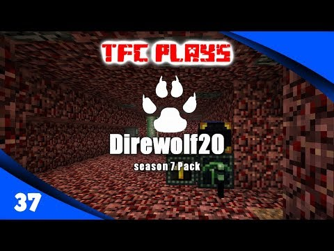 Nether Quarry - TFC Plays the Direwolf20 Season 7 Pack Ep37