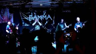 Video Famma - Demons Around You (Live Humenné 24.03.2018)