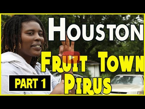 First Fruit Town Piru in Houston on country living, gang structure & being gay (pt.1of3)
