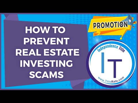 How To Prevent Real Estate Scams Involving Quitclaim Deeds
