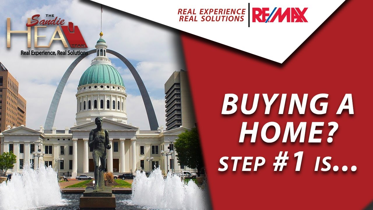 BUYING A HOME? Step #1 is ...