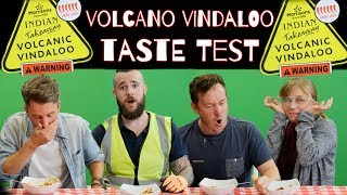 Naga Vindaloo Taste Test by  My Virgin Kitchen
