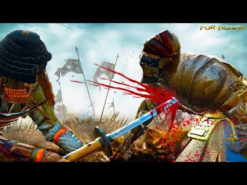 Video I Am The Undefeated SAMURAI (For Honor) download in MP3, 3GP, MP4, WEBM, AVI, FLV February 2017