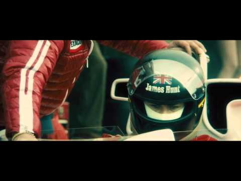 Niki Lauda Crash - Rush (2013)