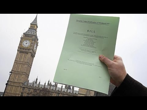 Μ.Βρετανία: Το κοινοβούλιο είπε «Ναι» στο Brexit