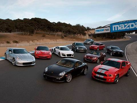 2009 Motor Trend Best Driver's Car Competition – Overview