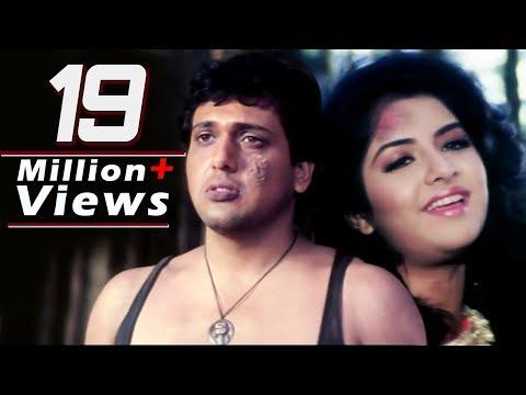 Tu Pagal Premi Awara   Full 4K Video Song   Govinda   Divya Bharti - Shola Aur Shabnam