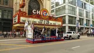 Парад  до Дня Пам'яті в Чикаго / Memorial Day Parade 2016
