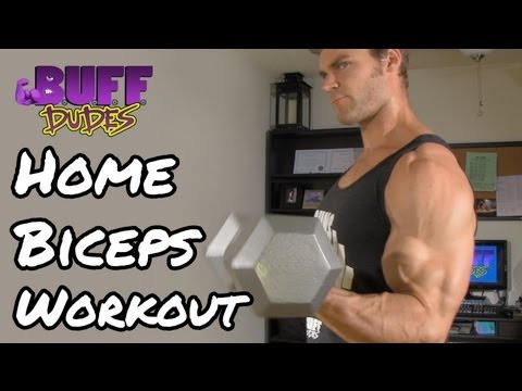 Arms / bicep routine