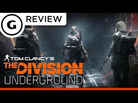 The Division: Underground DLC Review (видео)