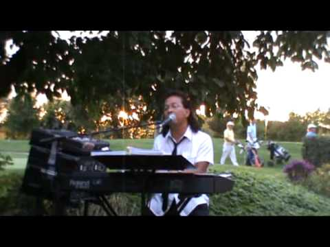 Kamy Live (Demo)@ The Kematen Golf Resort -Seniors Tournament 2011