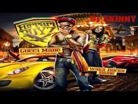 "Gucci Mane "" 24 Hours "" Lyrics (Free To Ferrari Boyz Mixtape)"