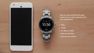 Video How To: Set Up Your Fossil Gen 4 Smartwatch MP3, 3GP, MP4, WEBM, AVI, FLV November 2018