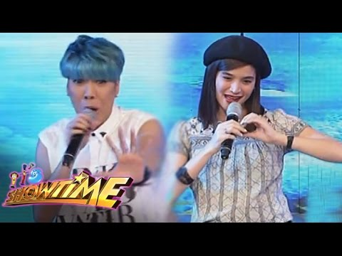 Sexy - Vice Ganda and Anne Curtis show their own version of