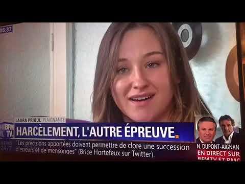 بالفيديو: لورا بريول تكشف عبر قنوات فرنسية تفاصيل جديدة في قضيتها مع سعد لمجرد