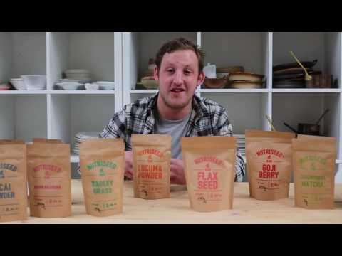 Lucuma Powder, Organic, Nutriseed (150g)
