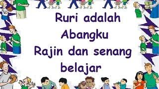 RURI ABANGKU (LIRIK) - Lagu Anak - Cipt. A.T. Mahmud - Musik Pompi S