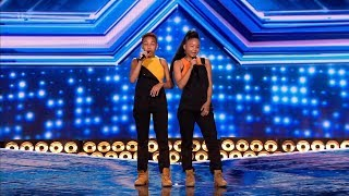 Video The X Factor UK 2018 Aaliyah  & Acacia K Six Chair Challenge Full Clip S15E11 MP3, 3GP, MP4, WEBM, AVI, FLV Desember 2018