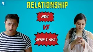 Video Relationship : New Vs After One Year. || Harsh Beniwal MP3, 3GP, MP4, WEBM, AVI, FLV April 2018