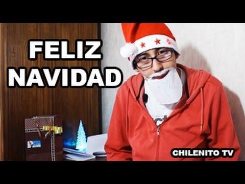 Feliz navidad - Chilenito TV