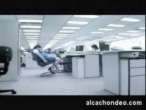 冒犯老闆的下場,整個辦公室都是機關!