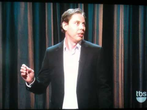 Ryan Hamilton on Conan