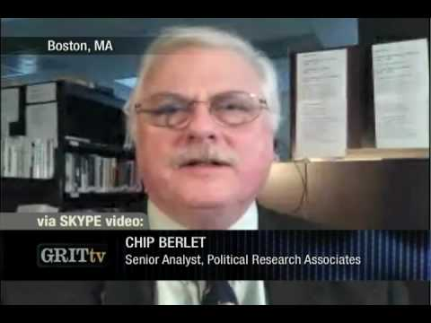 GRITtv: Chip Berlet & Rick Rowley on the Failures of Progressive Organizing