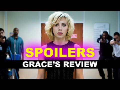 Movie trailer - Lucy 2014 movie review with SPOILERS! Beyond The Trailer host Grace Randolph shares her review today for this Scarlett Johansson movie! http://bit.ly/subscribeBTT Lucy 2014 Movie Review with...