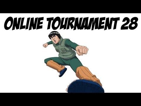 Naruto Shippuden Ultimate Ninja Storm Generations – Online Tournament 28: Taijutsu Only