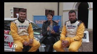 Intervista a Lorenzo Coppe e Giacomo Poloni, vincitori del Suzuki Rally Trophy 2017