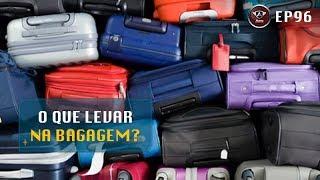 O que é ou não é Permitido Levar na Bagagem em um Voo Comercial?