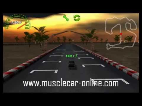Video of Muscle car: multiplayer racing