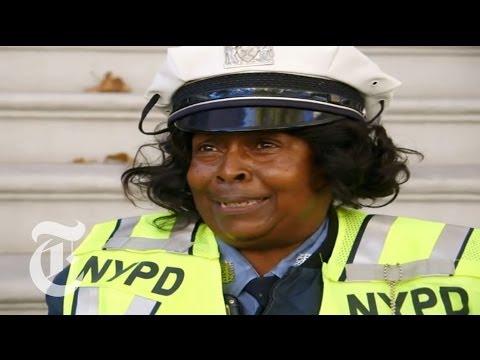 Dancing Traffic Cop