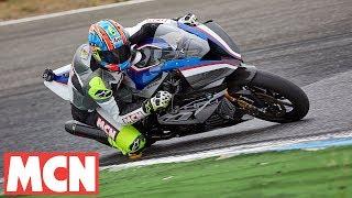2. BMW HP4 Race Carbon Fibre Frame | First Ride | Motorcyclenews.com