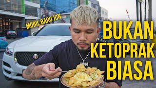 Video NAIK JAGUAR MAKAN KETOPRAK!! #RAPPERLAPER MP3, 3GP, MP4, WEBM, AVI, FLV Oktober 2018