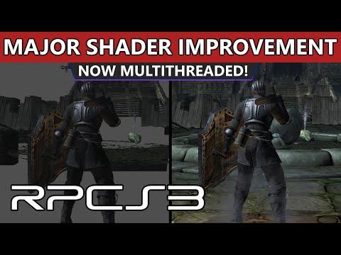 Новая версия эмулятора PlayStation 3 значительно увеличила производительность на многопоточных CPU