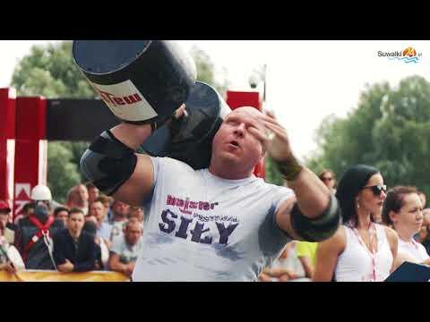 Majster Festiwal Siły – Pojedynek Gigantów. Mariusz Pudzianowski i martwy ciąg