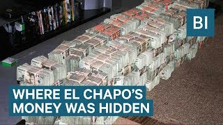 Video Cartel wives reveal where El Chapo's money was hidden MP3, 3GP, MP4, WEBM, AVI, FLV Desember 2017