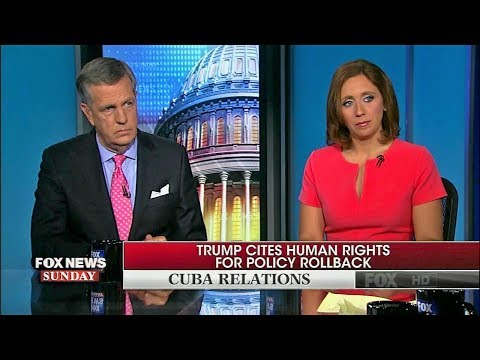 Video Trump Rolls Back Some of Obama's Cuban Policies download in MP3, 3GP, MP4, WEBM, AVI, FLV January 2017