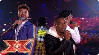 Video Rak-Su are bringing a brand new song to our Final - Touché! | Final | The X Factor 2017 MP3, 3GP, MP4, WEBM, AVI, FLV September 2018