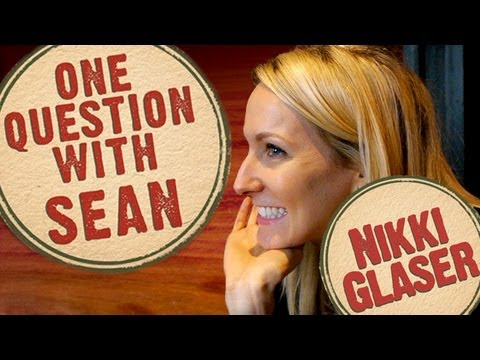 Nikki Glaser: A Lady on the Road - One Question with Sean