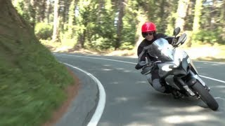 6. 2013 Ducati Multistrada 1200 S Touring review Intro teaser